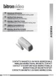 Multifunktionaler Magnetkontakt 902009/04