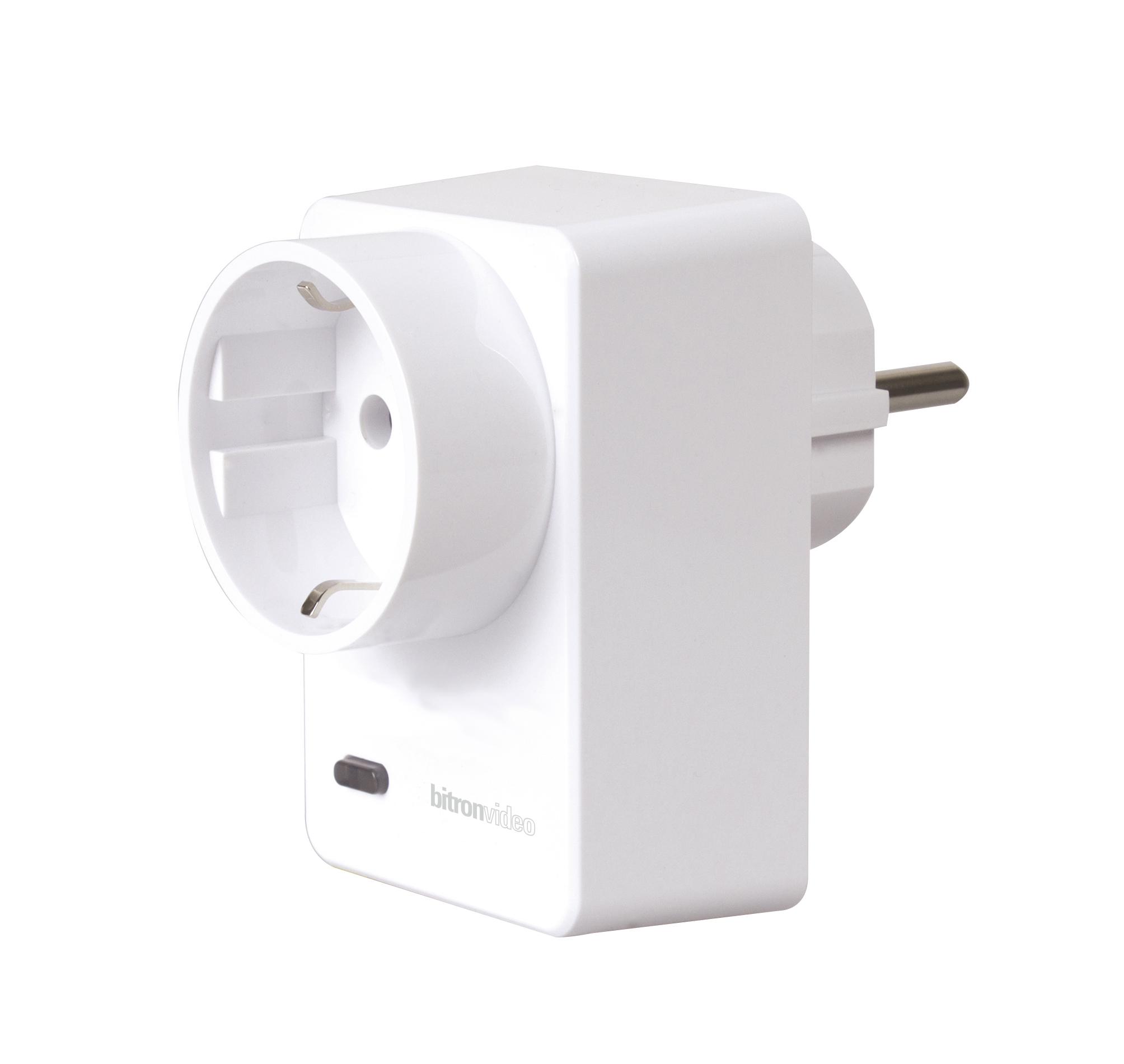 smart plug mit dimmer bitron video. Black Bedroom Furniture Sets. Home Design Ideas
